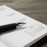 Niedoceniane narzędzie do planowania – kalendarz biurowy
