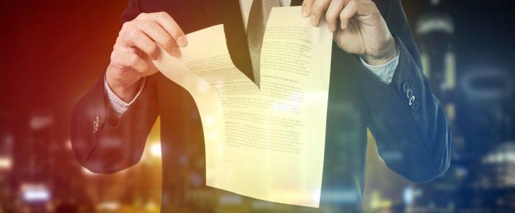 kto moze niszczyc dokumenty