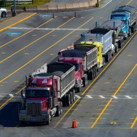 Transport, logistyka, spedycja – czym się różnią?